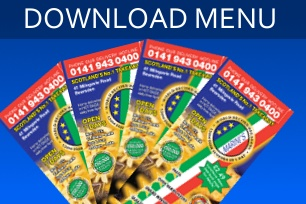Click here to download menu